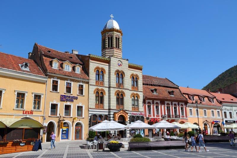 Brasov, Ρουμανία στοκ εικόνα με δικαίωμα ελεύθερης χρήσης