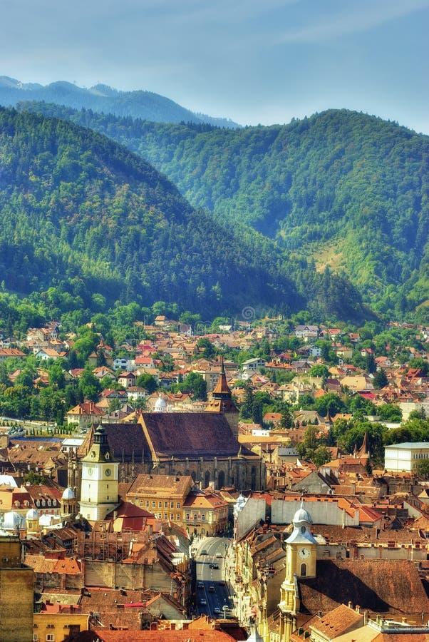 Brasov - Ρουμανία στοκ φωτογραφίες με δικαίωμα ελεύθερης χρήσης