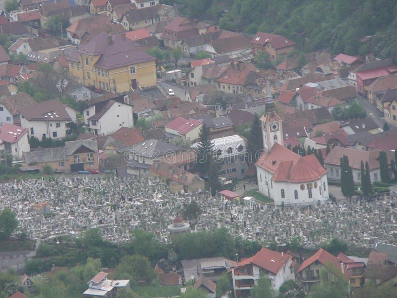 Brasov, gromadzki Transylvania, Rumunia, Europa zdjęcia royalty free