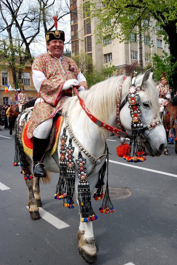 Brasov junho desfila, pode 2011 fotos de stock royalty free