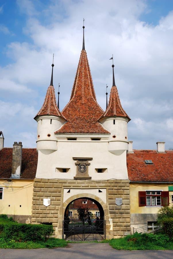 Brasov, Roemenië royalty-vrije stock afbeelding