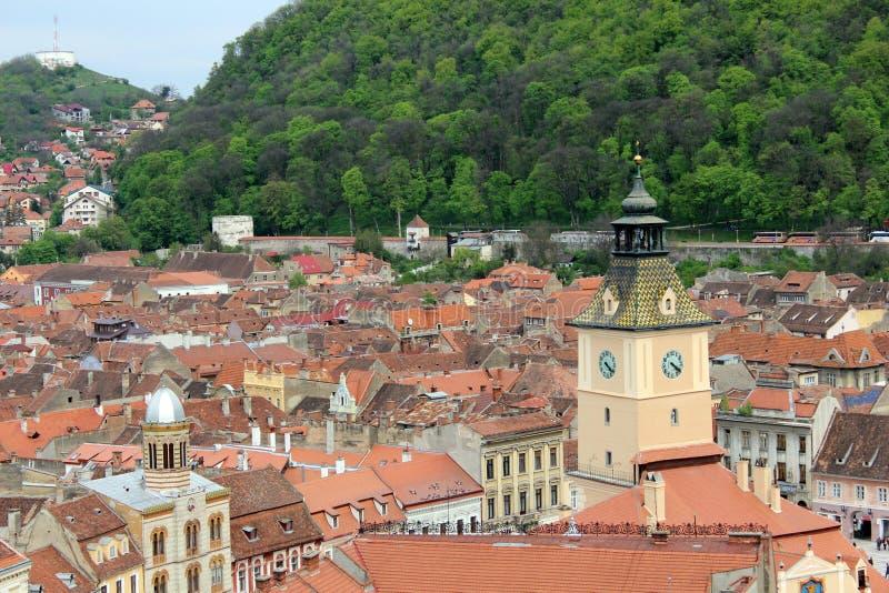 Brasov, Roemenië royalty-vrije stock fotografie