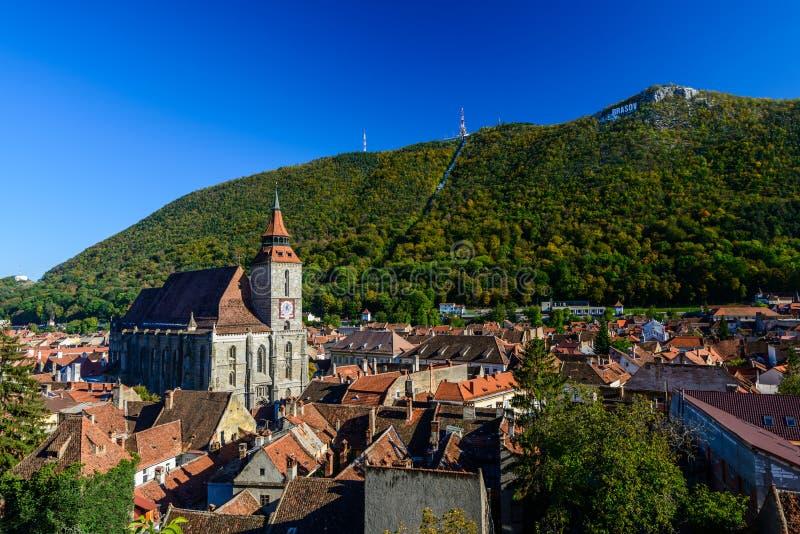 Brasov, romania fotografia de stock royalty free