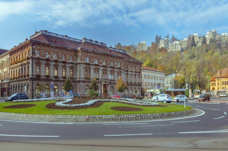 Brasov Romania stock photography