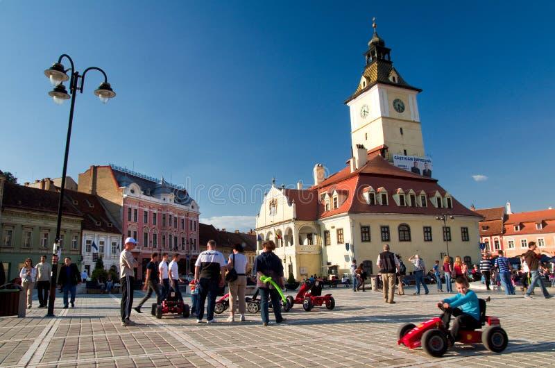 Brasov, Rumania imágenes de archivo libres de regalías