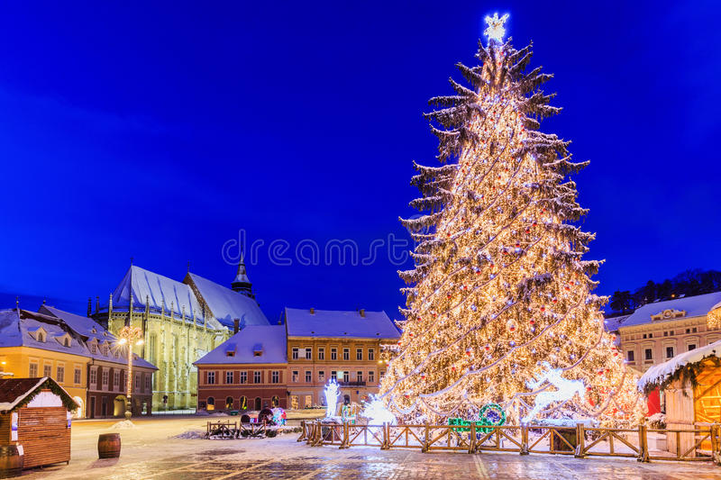 Brasov. Transylvania, Romania stock photos