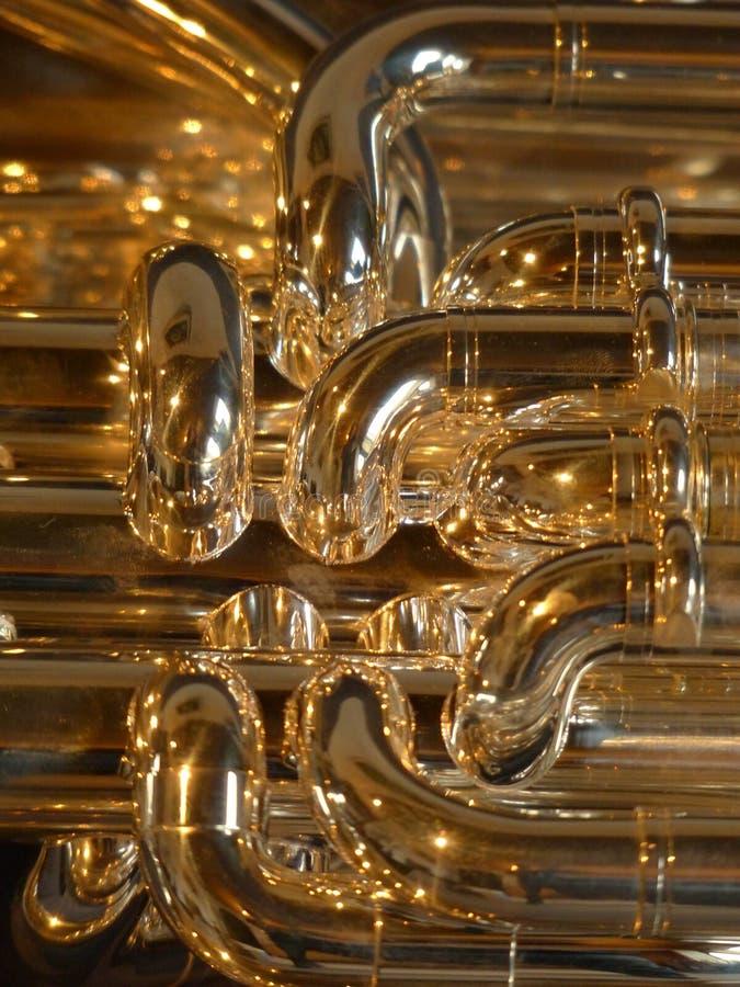 Brass Instrument, Wind Instrument, Musical Instrument, Brass royalty free stock image