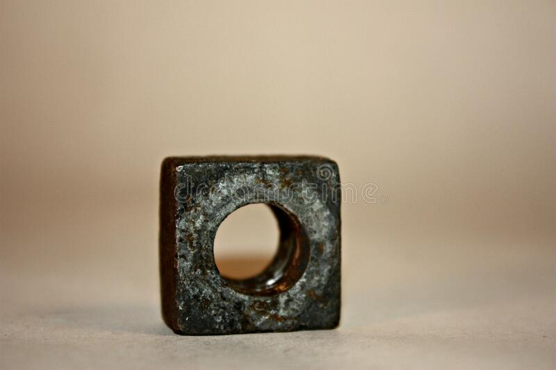 Brass Square Ring Free Public Domain Cc0 Image