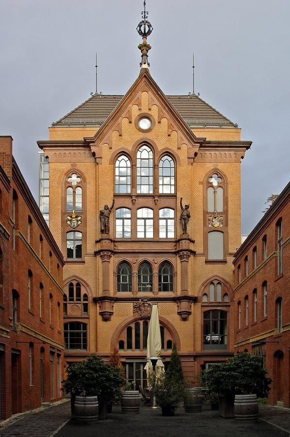 Brasserie de Berlin photographie stock libre de droits