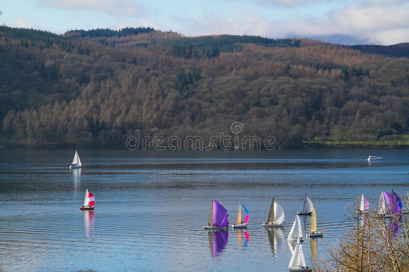 Download Brathay Bay, Ambelside, Cumbria Stock Photo - Image: 83708064