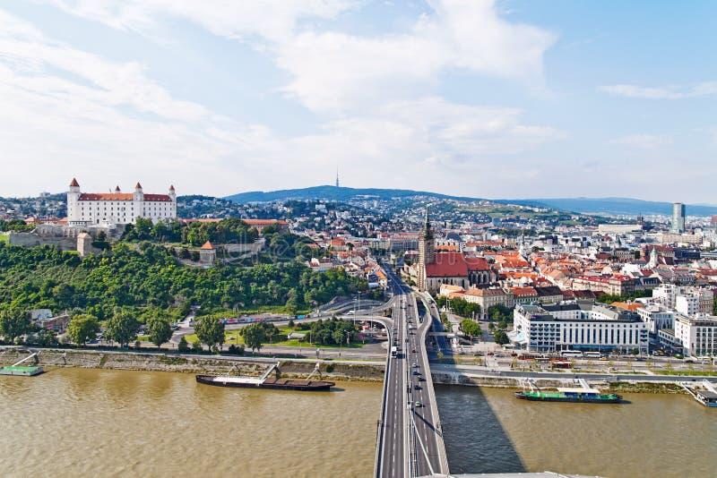 bratislava Словакия стоковая фотография rf