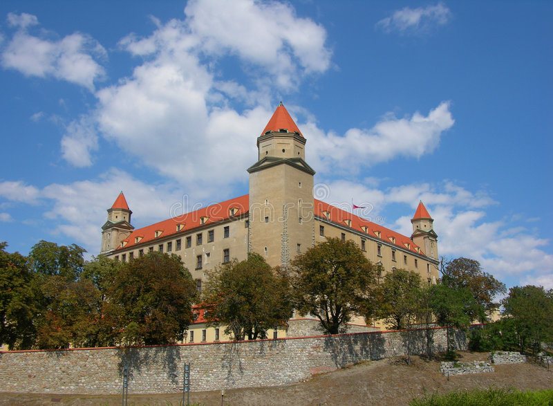 Bratislava image libre de droits