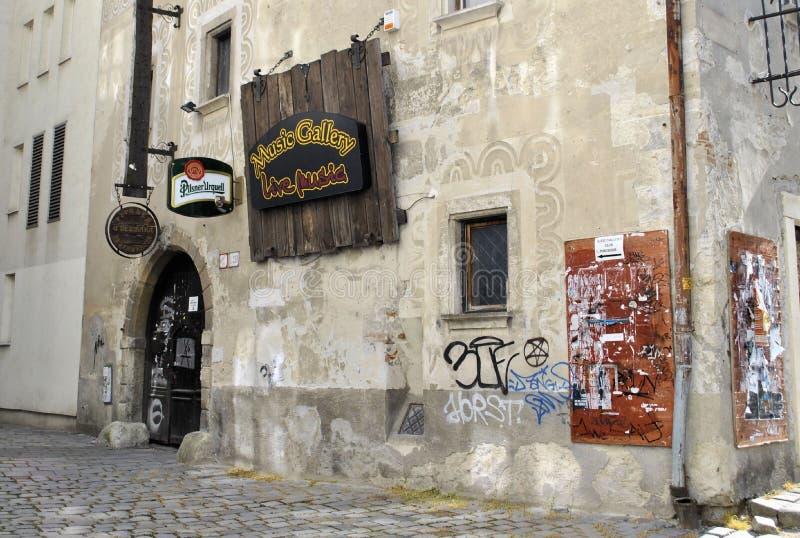 Bratislava the capital of Slovakia town medieval buildings urban panorama cityscape royalty free stock photos