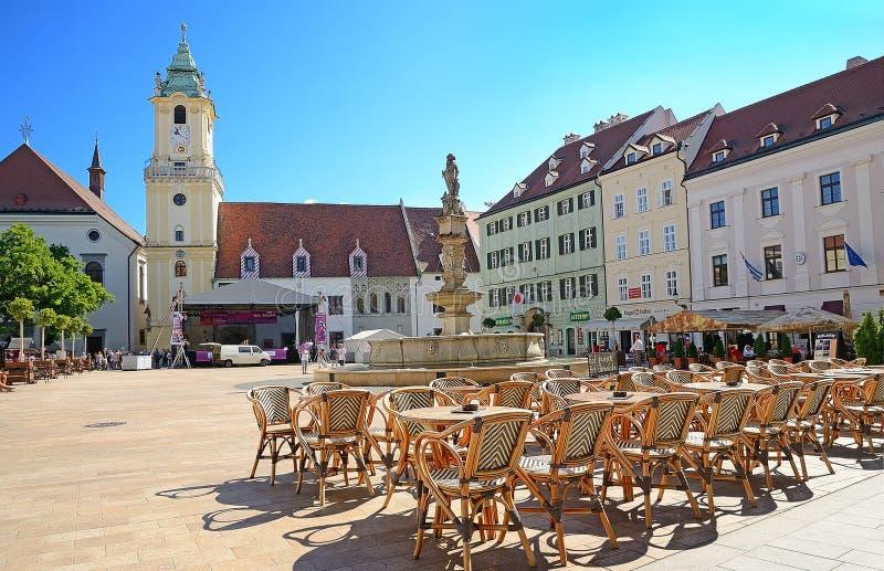 Bratislava, Eslováquia imagens de stock royalty free