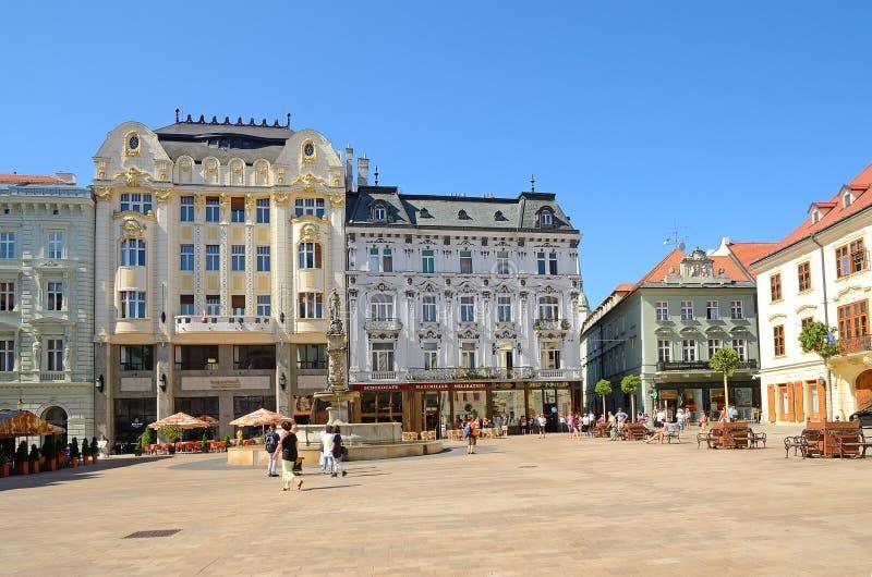 Bratislava, Eslováquia foto de stock royalty free