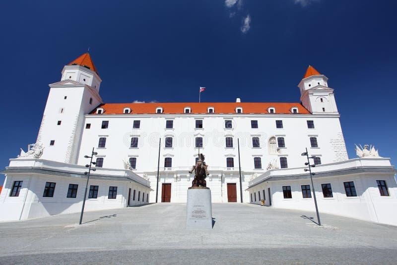 Bratislava kasztel fotografia royalty free