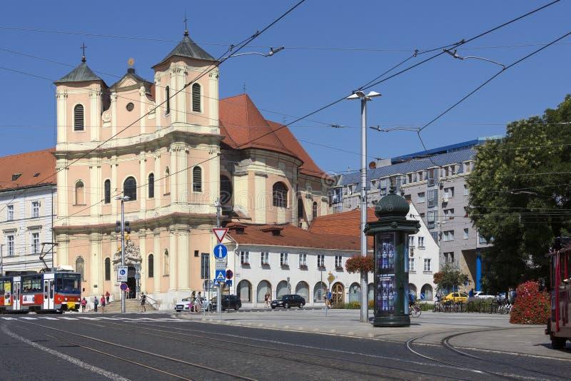 Bratislava - la Slovaquie - l'Europe de l'Est image stock