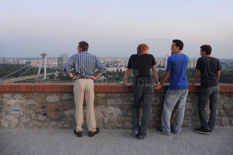 Download Bratislava sightseeing editorial stock image. Image of bratislava - 22855809