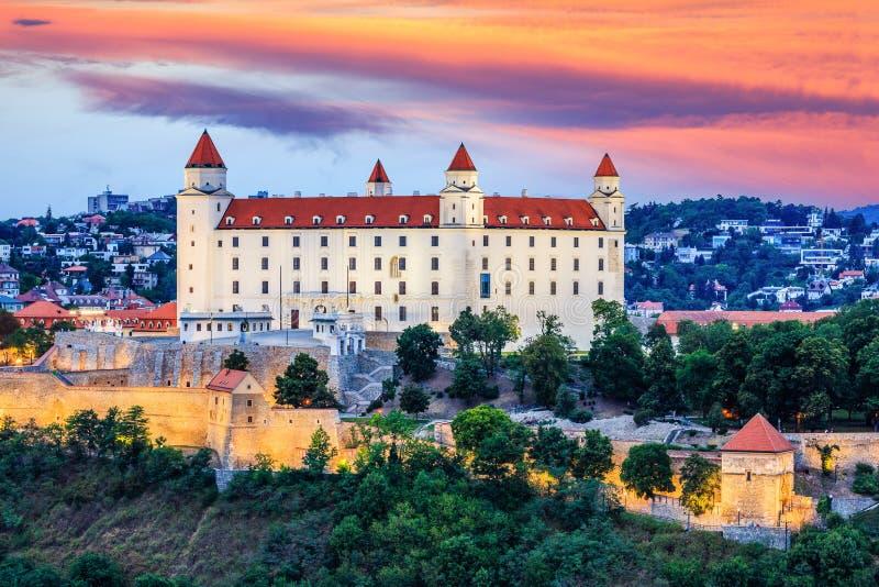 bratislava slovakia arkivfoto