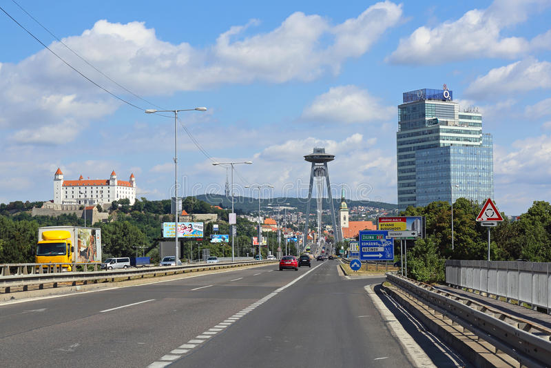 Bratislava Slovaquie photo libre de droits