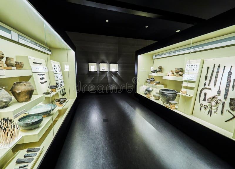 BRATISLAVA, SLOVAQUIE - 1ER SEPTEMBRE 2017 Château de Bratislava Hrad/musée national d'histoire, Bratislava, Slovaquie photo stock