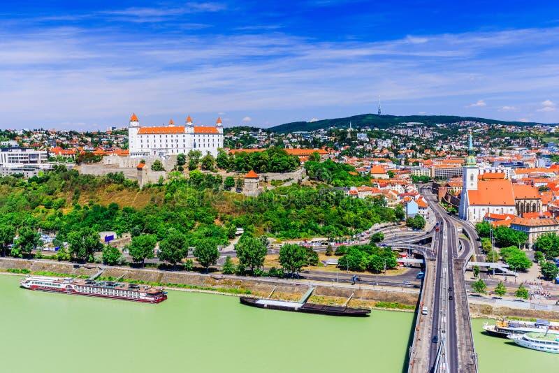Bratislava, Slowakei lizenzfreie stockbilder