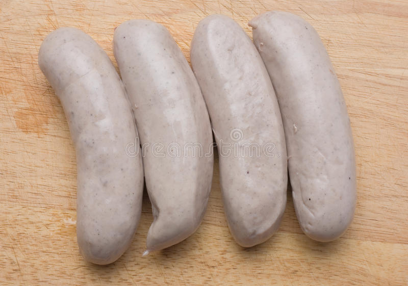 Download Bratwurst Sausages Stock Photography - Image: 12449812