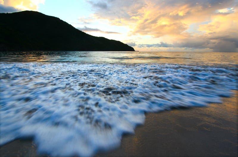 Brauer-Schacht von Tortola - BVI stockfotografie