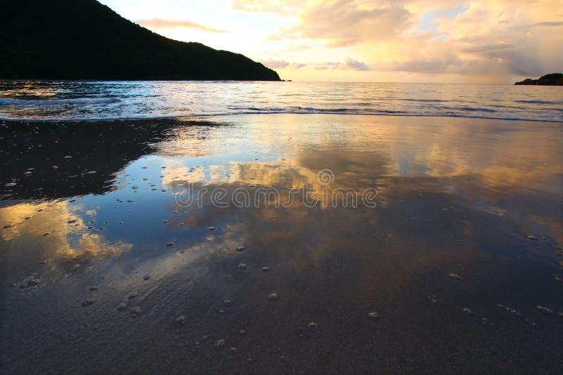 Brauer-Schacht von Tortola - BVI lizenzfreies stockbild