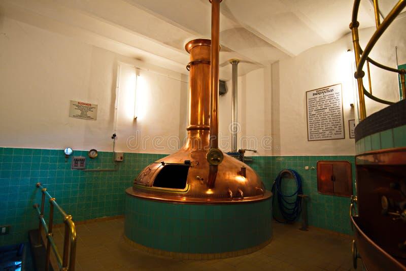 Brauerei Schloss Starkenberg стоковая фотография
