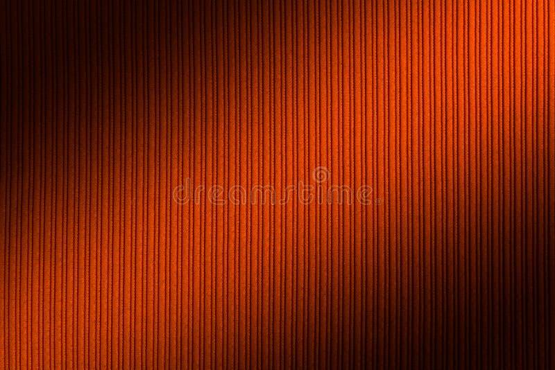 Braune orange Farbe des dekorativen Hintergrundes, diagonale Steigung der gestreiften Beschaffenheit tapete Kunst Entwurf lizenzfreie stockbilder
