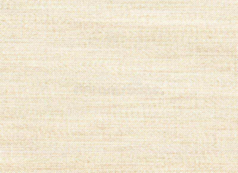 Brauner Abschluss des Polyester-Gewebes herauf Beschaffenheitshintergrund vektor abbildung