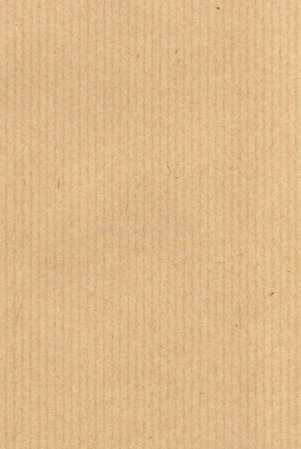 Braunes Packpapier lizenzfreies stockbild
