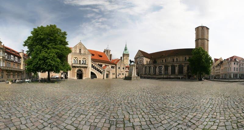 Braunschweig (Brunswick), Duitsland royalty-vrije stock fotografie