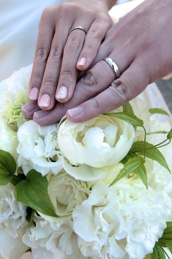 Brautbild stockbilder