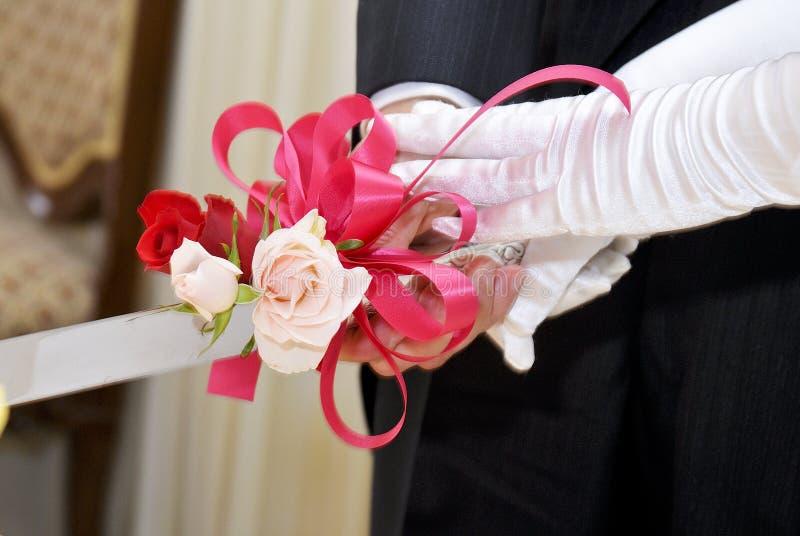 Brautbild stockbild
