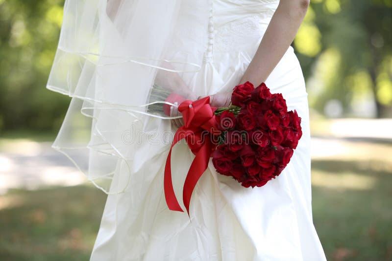 Brautblumen stockbild