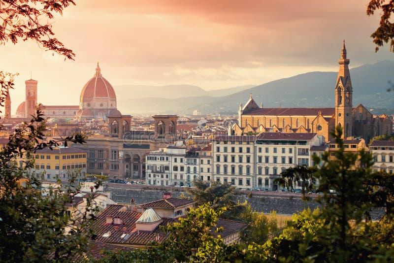 Brautiful Florenz stockfotografie