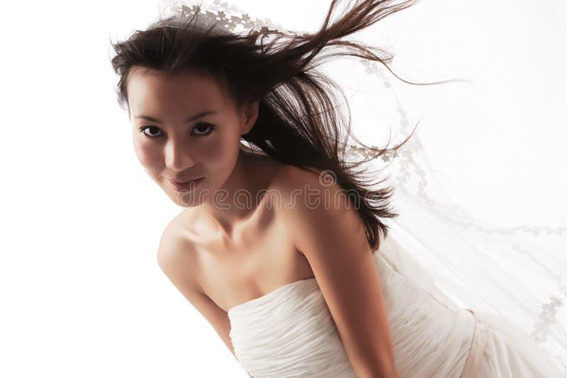 Brautweiß stockbilder