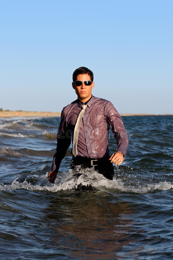 Download Brave Business Man Stock Photography - Image: 16716922