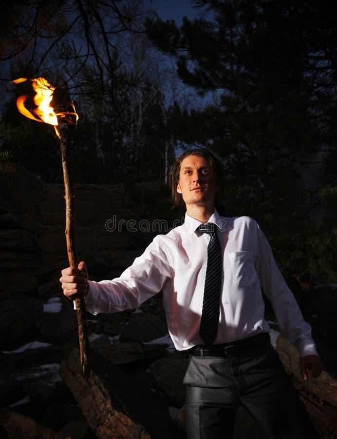 Download Brave leader stock image. Image of adult, light, chairman - 12823501