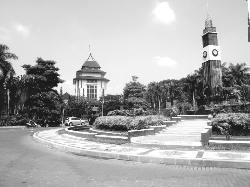 Brawijaya大学 免版税库存图片