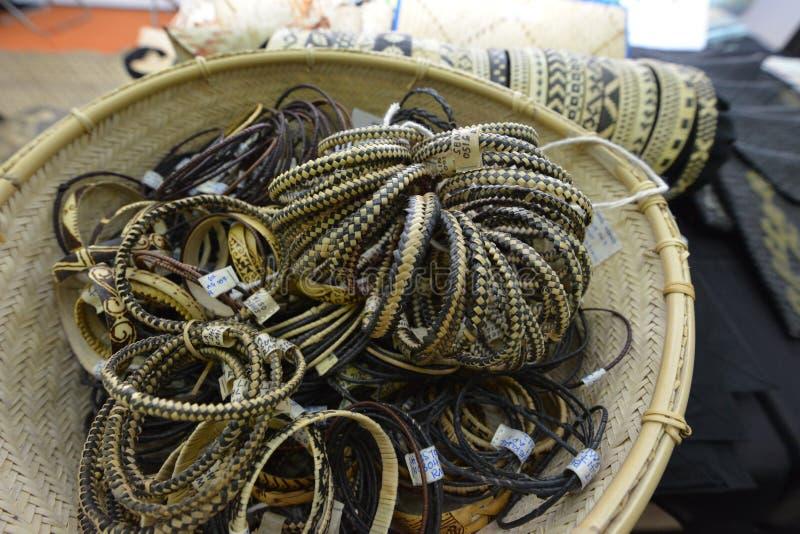 Brazaletes Handcrafted foto de archivo