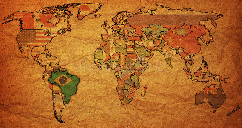 Brazil royalty free stock images