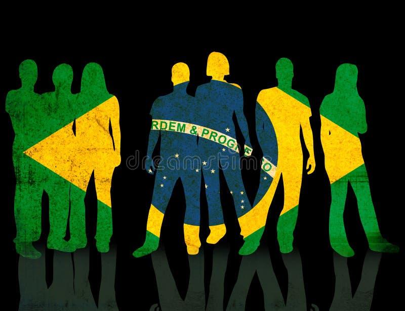 Brazil stock illustration