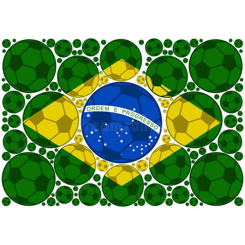 Download Brazil Balls Stock Vector - Image: 39359343