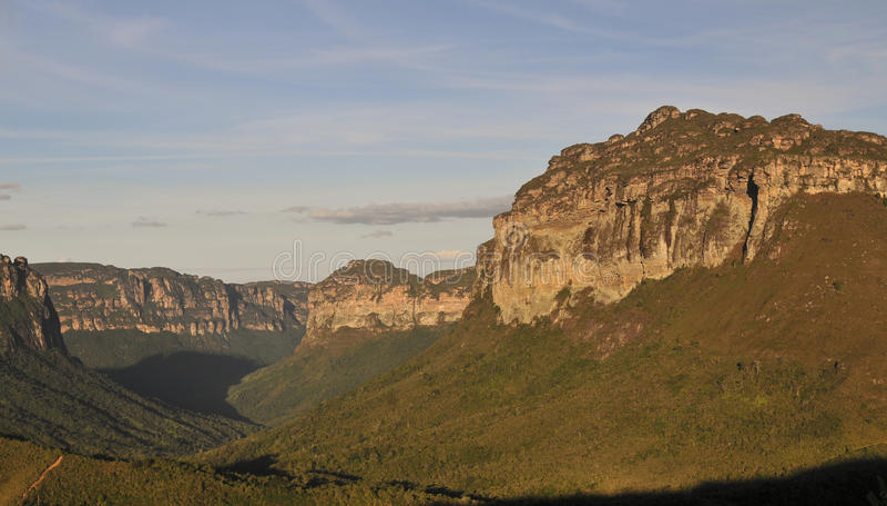 brazil chapada diamantina park narodowy zdjęcie royalty free