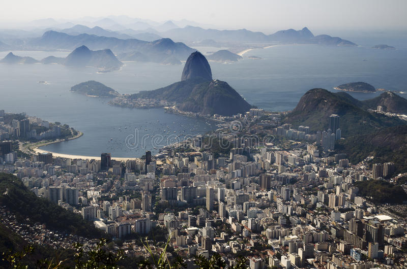 brazil De Janeiro Rio zdjęcie stock