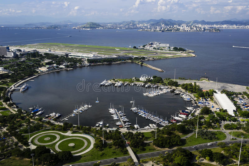 brazil de janeiro rio fotografering för bildbyråer