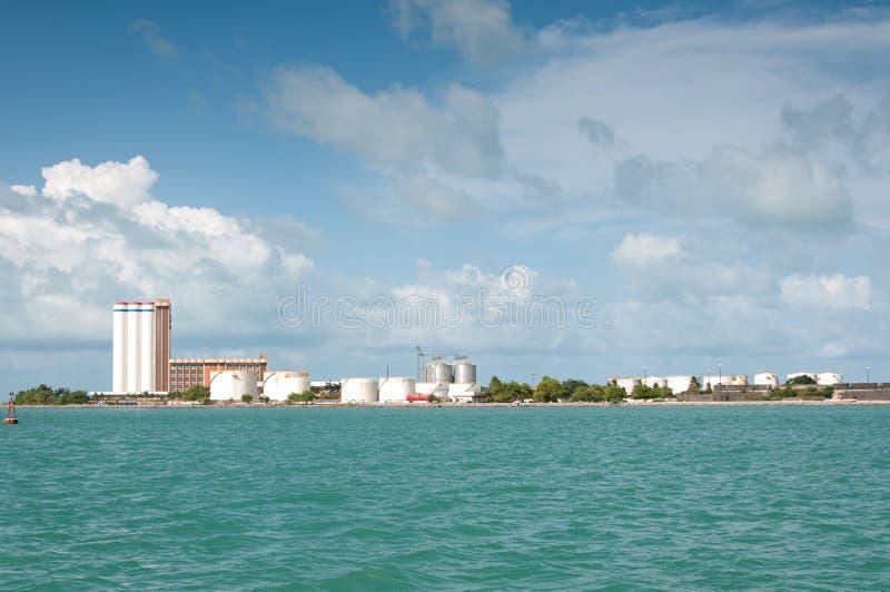 Download Brazil Factory On Shoreline Stock Photo - Image: 36741162